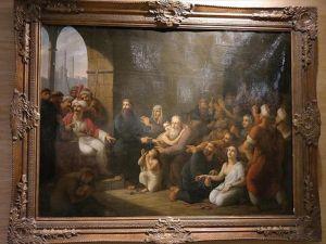 'Yavuz Sultan Selim' tablosu 256 bin liraya satıldı