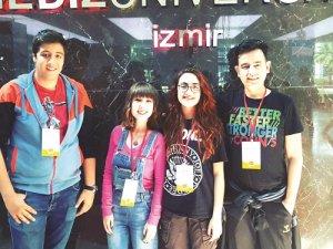 Sistem İzmir'deki yarışmada yine başarılı oldu