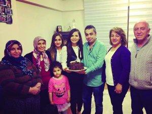 Sibel Elmas Karaca'ya mutlu yıllar dileriz