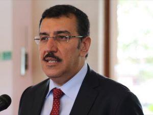 Bakan Tüfenkci şehit haberleri üzerine konser iptal etti