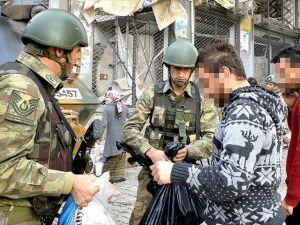 Halk desteği bulamayan PKK'lılar şehirlerde tutunamadı