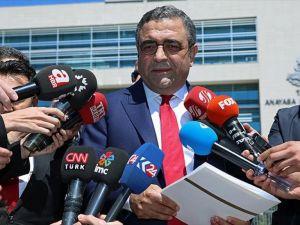 CHP'li Tanrıkulu Anayasa değişikliğinin iptali için AYM'ye başvurdu