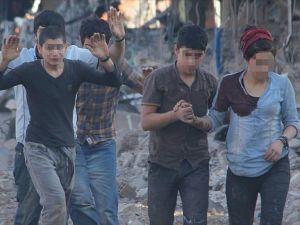 Teslim olan teröristlerden 'devletin adaletine sığının' çağrısı