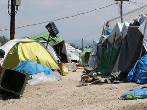 İdomeni kampı büyük oranda boşaltıldı
