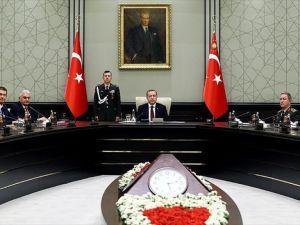 MGK'da terör örgütlerine karşı alınan tedbirler görüşüldü