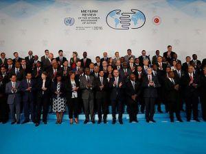 BM En Az Gelişmiş Ülkeler Toplantısı başladı
