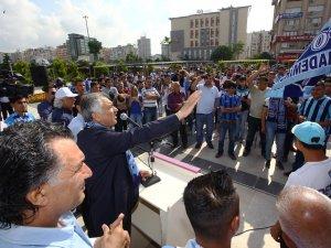 18 Bin Adanalı Konya'ya geliyor