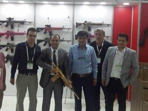 Başkan Özaltun silah üreticilerine destek sözü verdi