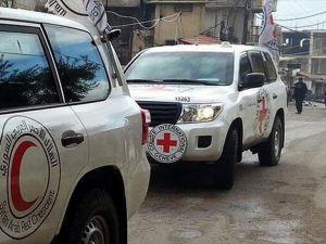 BM'den Suriye rejimine 'yardım konvoylarını engelleme' eleştirisi