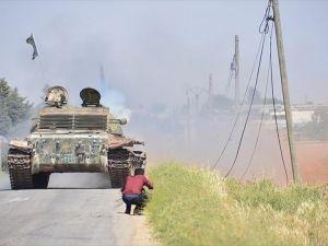 Suriyeli muhalifler 4 köyü DAEŞ'ten geri aldı