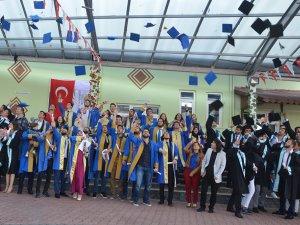 SÜ Kulu MYO'da mezuniyet töreni