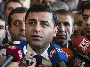 HDP Eş Genel Başkanı Demirtaş: Hakkımızın hukukumuzun kabul edilmesini istiyoruz