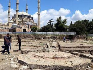 Mimar Sinan'ın Edirne'de yaptığı su yolu bulundu