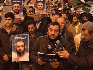 Mavi Marmara kurbanları unutulmadı