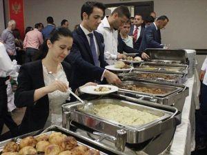 Türk mutfağı Karadağ'da tanıtıldı