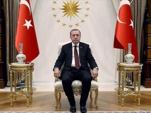 Erdoğan'dan Sayıştaya yıl dönümü mesajı