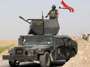 Irak ordusu DAEŞ'in elinde tuttuğu Felluce'ye girdi