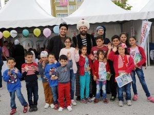 Çocuk Festivali coşkulu geçti