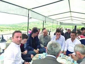 Can İnşaat'tan Yeniköy'de Ziyafet