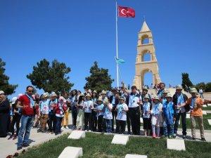 SEDEP öğrencileri Çanakkale'de