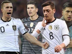 Panzerler'in EURO 2016 kadrosu açıklandı