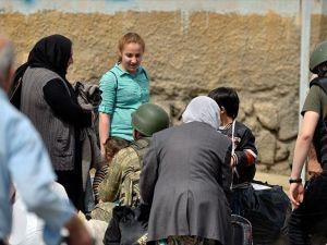 Nusaybin'de bin 804 vatandaş tahliye edildi