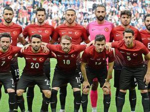 A Milli Futbol Takımı'nın kadrosu belli oldu