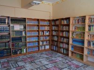 Kulu'da kütüphane restore edildi