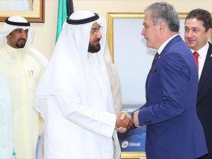 Kuveyt'te 4,3 milyon dolarlık ihaleyi Limak kazandı