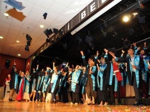 Ereğli Eğitim Fakültesi'nde mezuniyet heyecanı