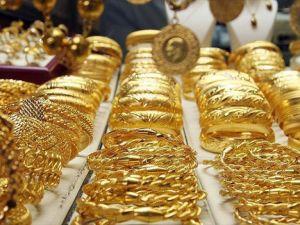 Altın fiyatları yatay seyrediyor