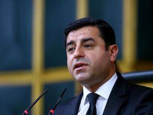 HDP Eş Genel Başkanı Demirtaş İsviçre'ye gidecek