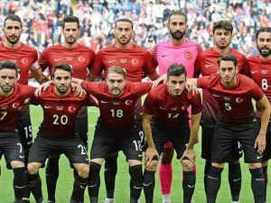 Türkiye-Slovenya maçının hakemi belli oldu