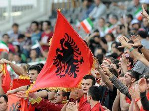 Arnavutluk tarihinde ilk kez Avrupa Futbol Şampiyonası'nda