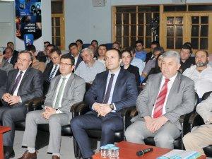 Suriyelilerin iş gücü konuşuldu