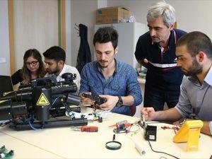 Üniversite öğrencilerinin geliştirdiği 'su altı aracı' NASA yolunda