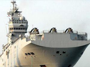 Fransa, Mısır'a sattığı savaş gemilerini teslim edecek