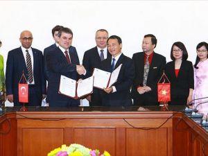 AA ile Vietnam Haber Ajansı işbirliğini güçlendirdi
