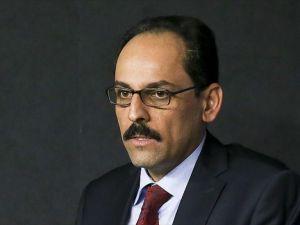 'Türkiye yalan ve algı operasyonlarına seyirci kalamaz'