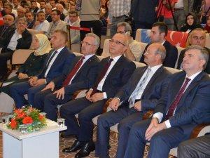 Bakan Elvan İl Danışma Meclisi'ne katıldı