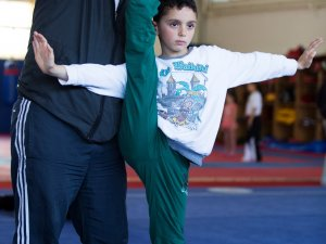 Meram'da yaz spor okulları kayıtları başladı