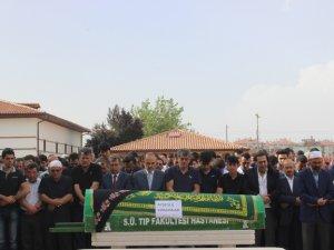 Karapınar ailesinin acı kaybı