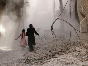 Suriye'de yarım milyon kişi ramazana abluka altında giriyor