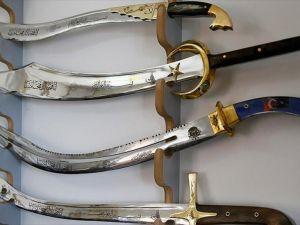 Osmanlı kılıcı hediyelik eşya oldu
