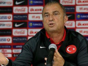Fatih Terim'den Slovenya maçı öncesi açıklamalar