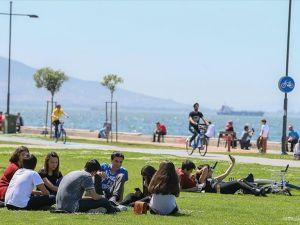 Hava sıcaklıkları ülke genelinde artacak