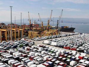 Otomotiv ihracatında son 3 yılın artış rekoru