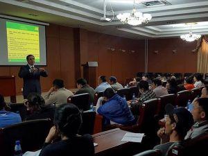 Türkiye'den Moğolistan'da helal kesim eğitim semineri