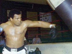 Muhammed Ali'nin vefatı Alman basınında