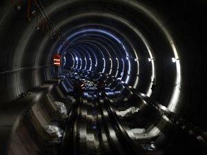 'Keçiören Metro Hattı yıl sonunda hizmet verecek'